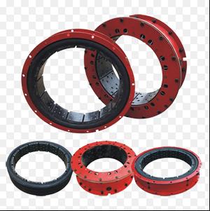 LT500/125绞车气胎离合器LT065/305LT1168/305