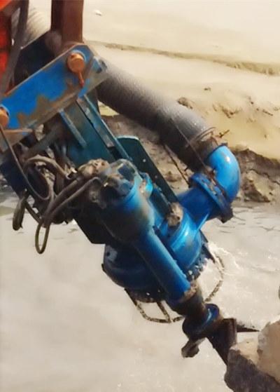 广东 液压耐磨吸泥泵,大流量高效率泥沙泵