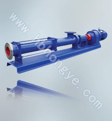 河北宏业永泰螺杆泵生产厂家 螺杆泵报价
