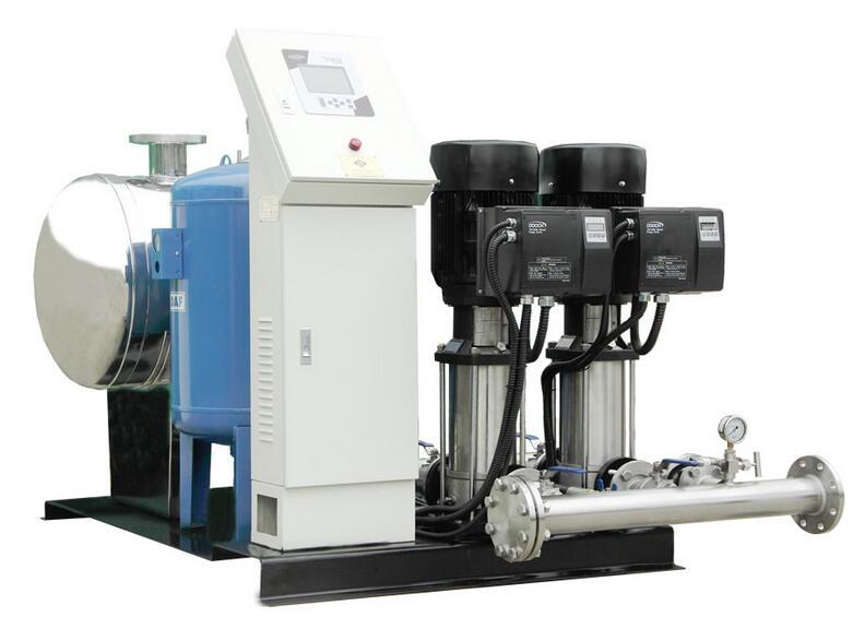 WFY无负压罐式供水设备
