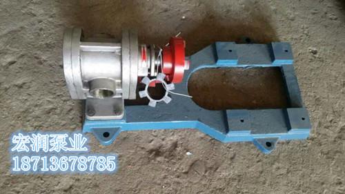 河南齿轮泵-郑州热销2CY-7.5/2.5型不锈钢齿轮泵