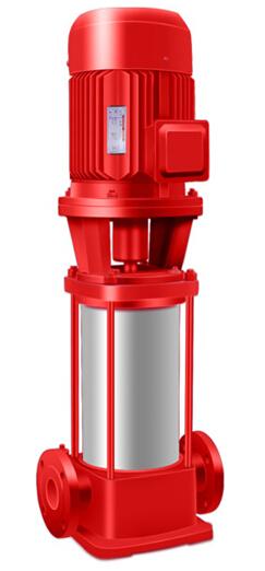 xbd立式多级电动机消防泵