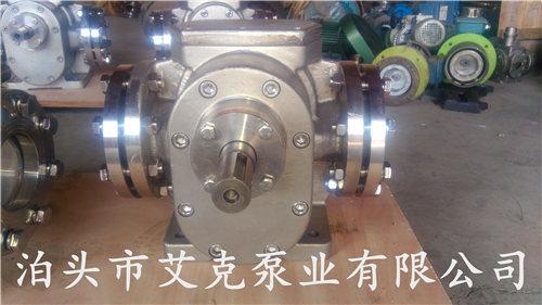不锈钢消防泵消防泡沫泵工作效率高艾克泵业
