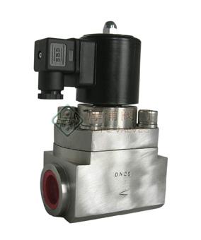 超高压蒸汽电磁阀