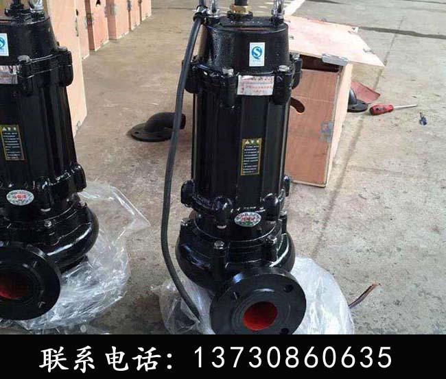 JYWQ系列自动搅匀潜水排污泵 固体排污泵不堵塞 移动式