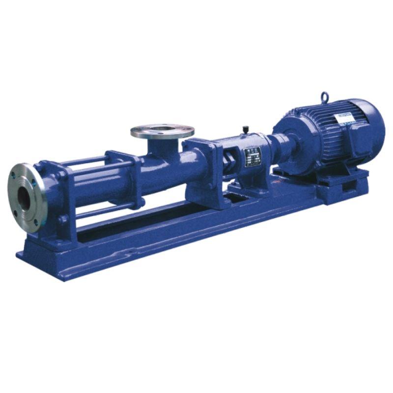 L-1B3螺杆浓浆泵