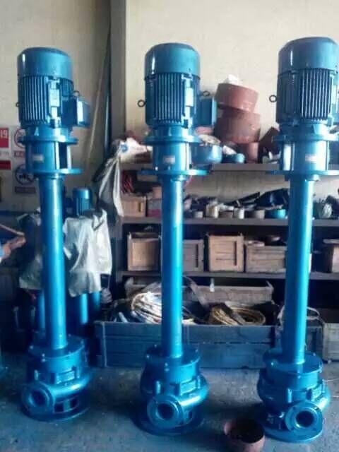 80YW40-15-4液下排污泵