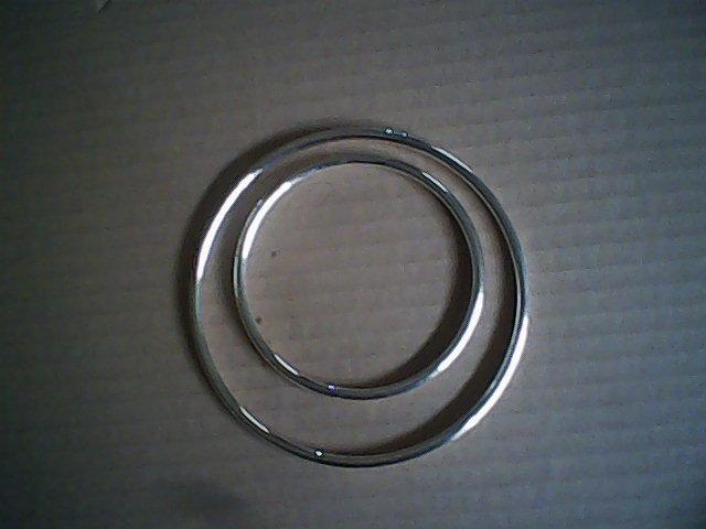 高温金属O型圈,金属空心O型圈