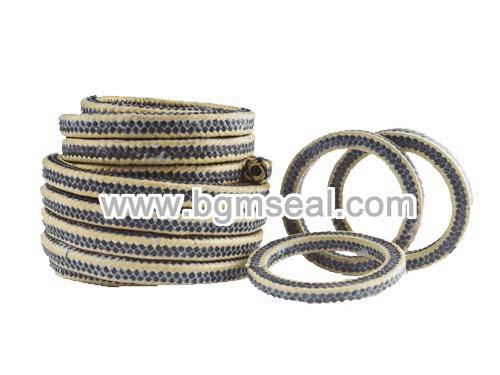 P1200碳纤维芳纶编织填料(盘根)