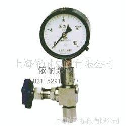 供应压力表针形阀 JJM8系列 不锈钢 手动