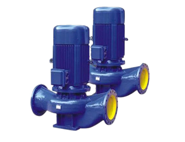 ISG100-250B型管道泵