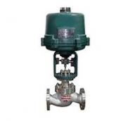 DHCP电动平衡笼式单座调节阀