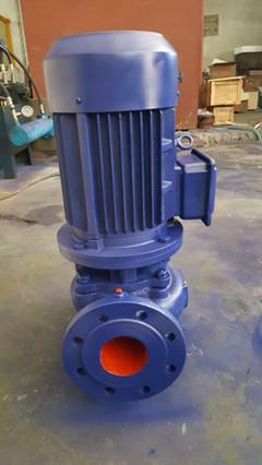厂家直销YG100-125型管道油泵,防爆管道离心泵