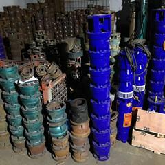 供应上海文都牌200QJ32-91/7型潜水深井泵,优质多级深井泵