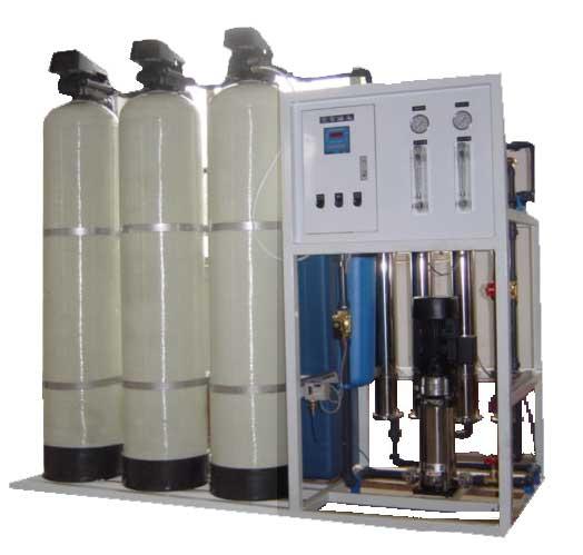 云南1套0.5T-20T的反渗透水处理设备