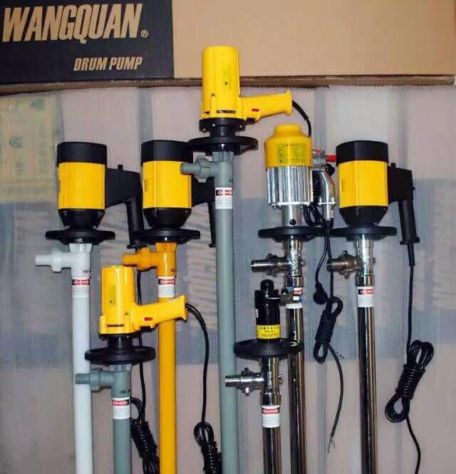 直销SB-3-316L型不锈钢电动抽液泵优质防爆油桶泵