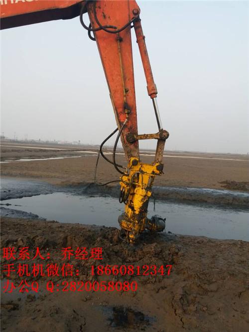 挖机驱控清淤泵-液压动力清淤效果好