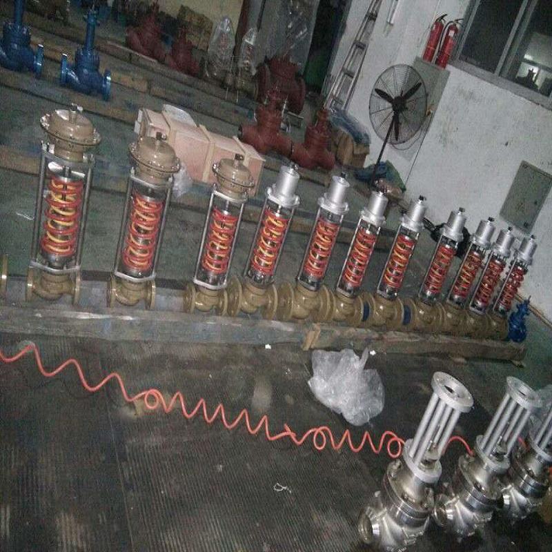 ZZYP自力式压力调节阀蒸汽调节阀压力调节阀