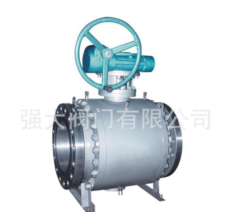 中国强大/CHQD专业生产 锻钢法兰球阀 QD47F法兰球阀 新品促销