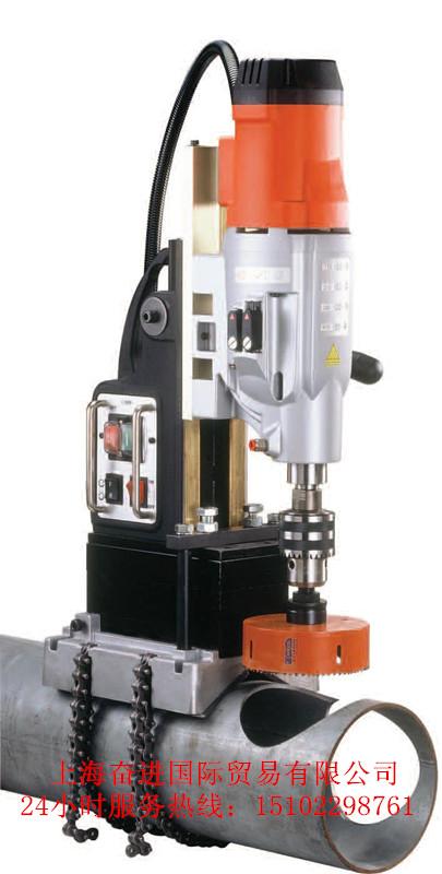 HC127管子钻孔机