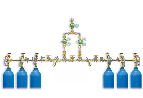 全自动汇流排-氩气气体汇流排
