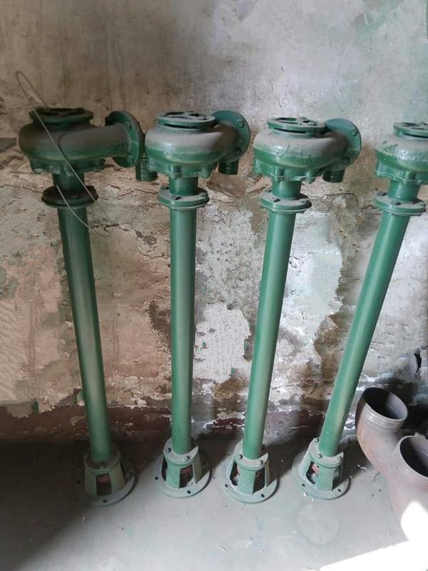 75NWL立式杆手指直接点在了小五行污泵3寸杆泵