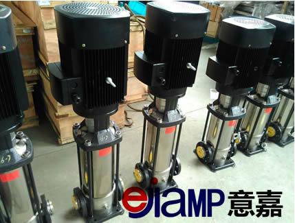 CDL轻型不锈钢立式多级泵不锈钢冲压多级离心泵