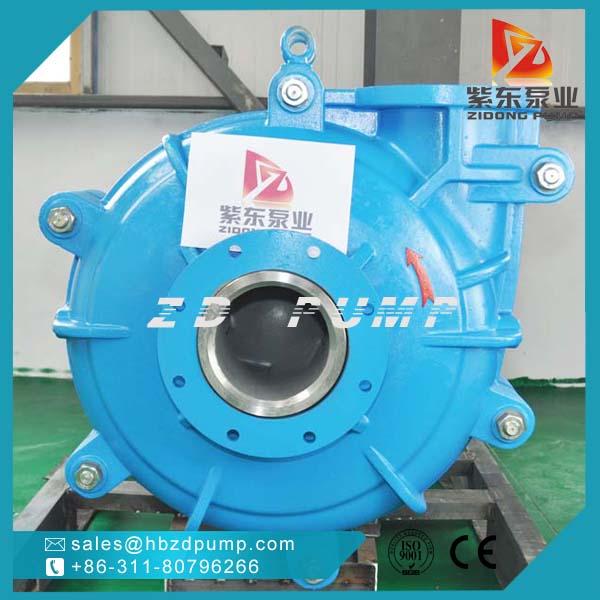 石家庄矿用耐磨离心渣浆泵 AH系列卧式泥浆泵灰浆泵矿用排水泵