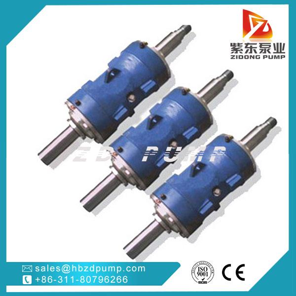 渣浆泵轴承组件定位套渣浆泵叶轮拆卸环渣浆泵密封圈