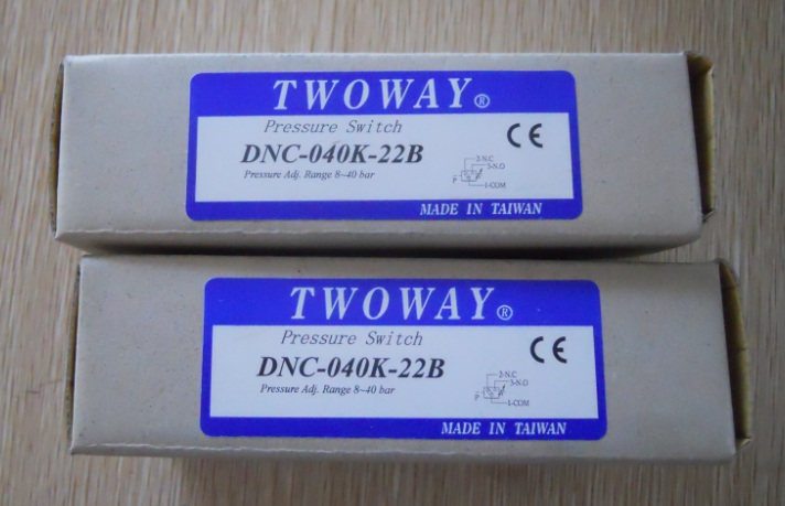 PSL-050K-21B台湾TWOWAY压力开关厂家批