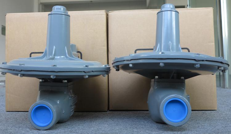 费希尔133h-4-5-6法兰调压阀 美国fsiher天然气自力式图片