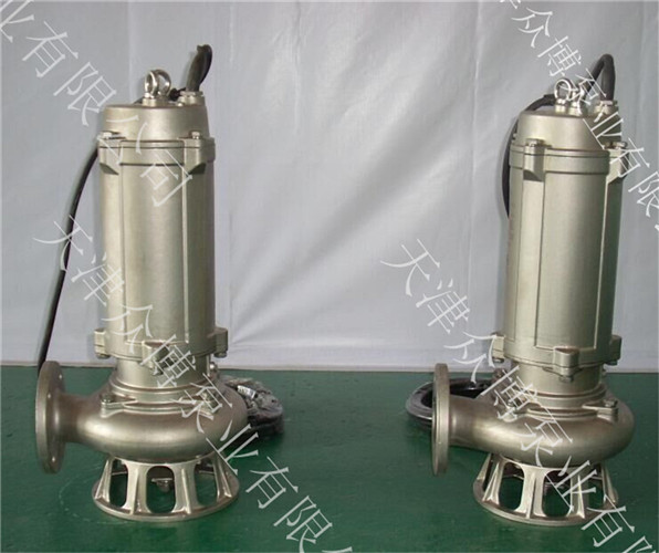 热水不锈钢潜水泵