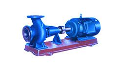 SB型单级单吸离心泵清水泵
