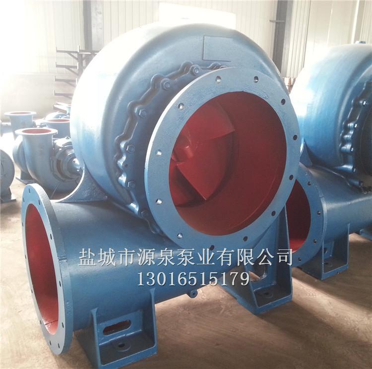 水泵厂家供应 农田排灌大流量水泵 650HW-7S混流泵