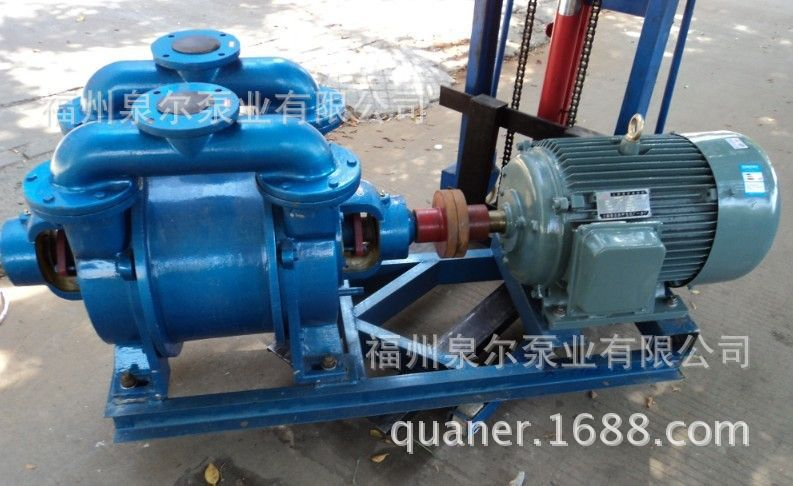 淄博博山真空泵SK-6水环式真空泵及压缩机 品质保证 医院工厂