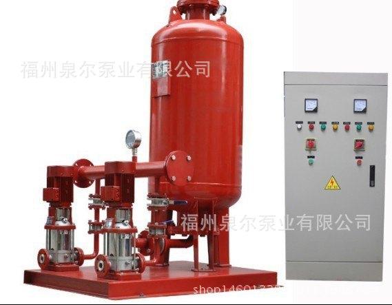 福建QSB消防水泵增压稳压设备福州泉州QSB系列气压消防给水设备