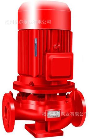 供应山东双轮消防泵25L/s 100口径消防系列 福建省内免费调试