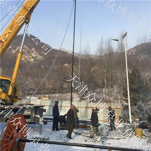 天津高扬程深井泵|耐高温热水深井泵