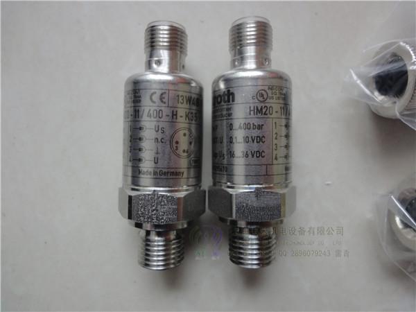 力士乐压力传感器HM20-20/315-H-K35