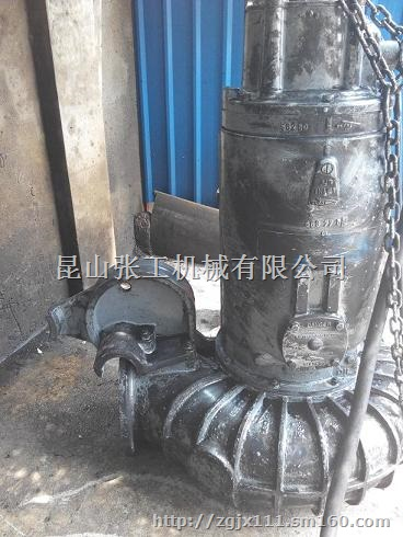 FLYGT飞力污水泵维修