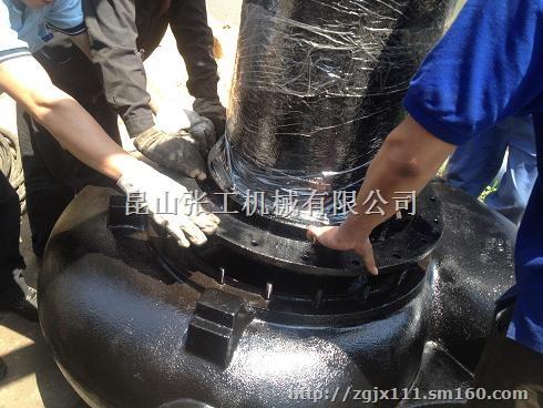KSB污水泵维修