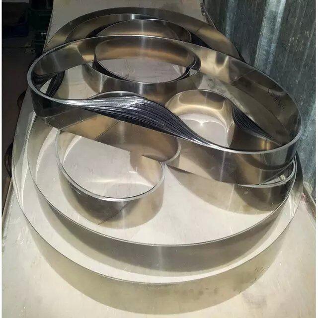 冲孔环带,不锈钢刮油带,环形钢带,除油带,不锈钢滤油带