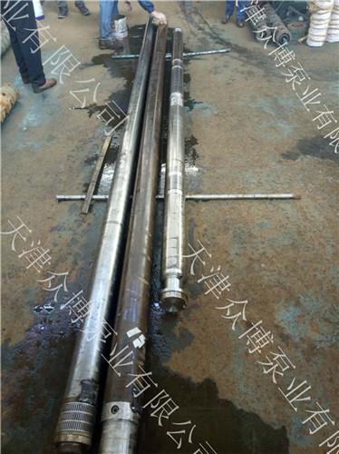 6SP小直径深井泵|小直径高扬程深井泵选型