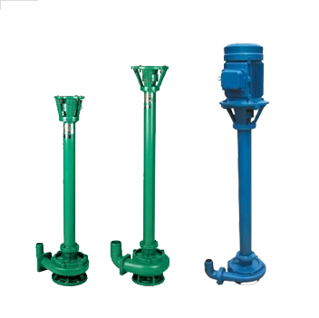 NL型长轴液下立式污水泥浆泵