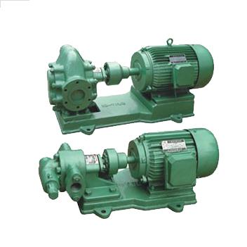 KCB、2CY型齿轮输油泵