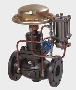自力式压力调节阀(指挥器操作型) 上海泉享阀门