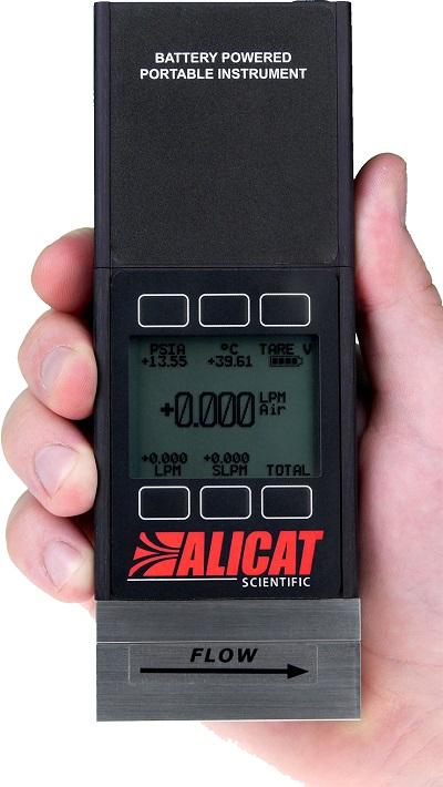 美国ALICAT(艾里卡特)62系列便携式气体质量流量计