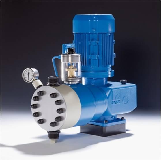 Sera 409.2KM系列/410.2KM系列活塞隔膜泵