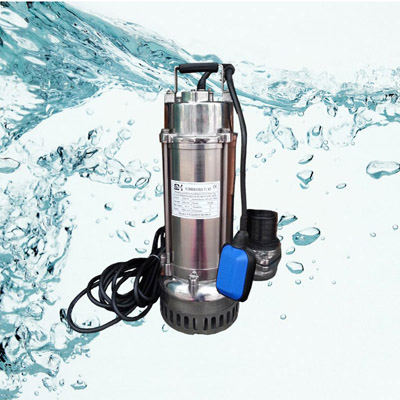 2.2KW自动耐腐蚀潜水电泵 VN2200F 立式3寸不锈钢排污泵