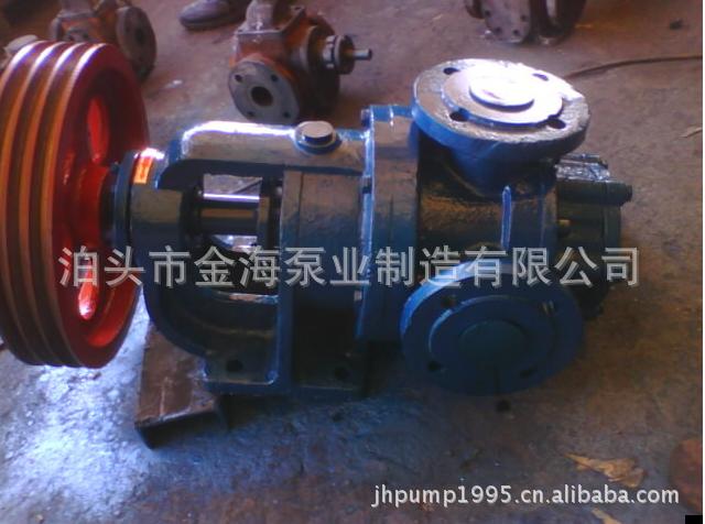 不锈钢内环式高粘度泵NYP10/1.0、树脂泵、食品泵、稠油泵